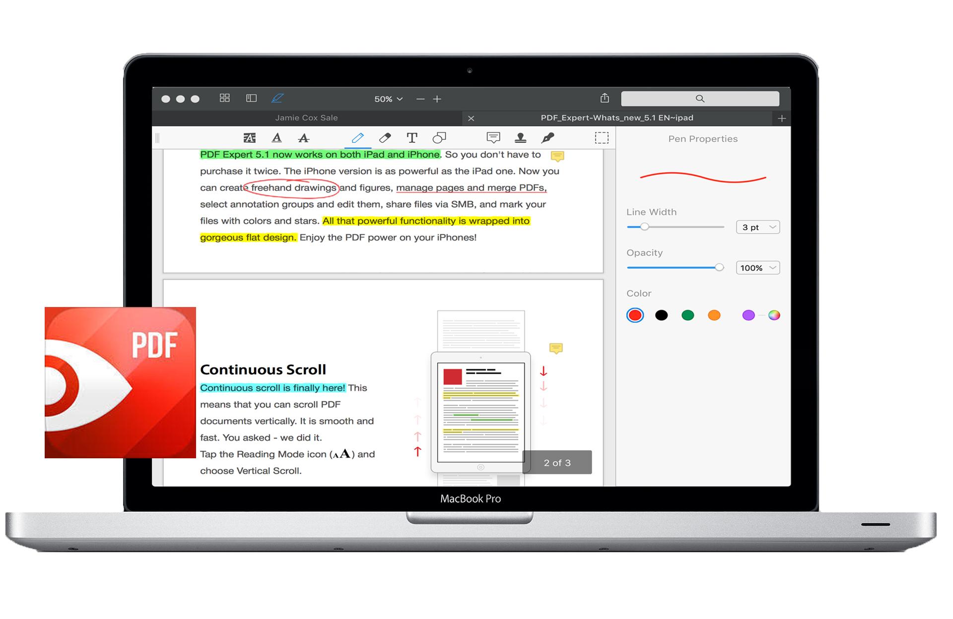 Mac PDF Editor banner image