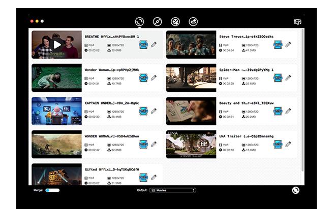 mac video converter conversion screenshot