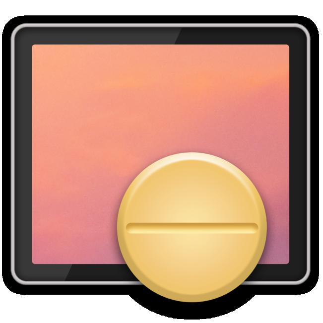Amphetamine app for Mac