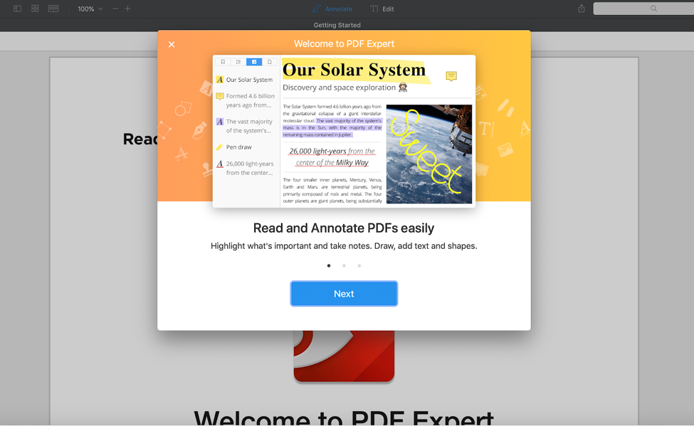 pdf expert easy to download scr
