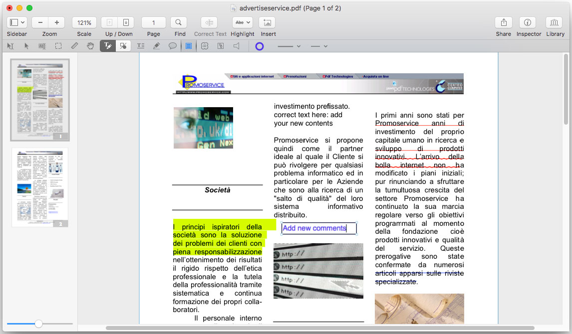 PDFpen review- annotate PDF
