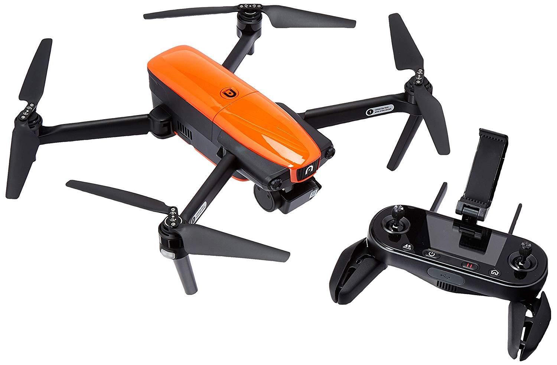 Autel robotics is the 3rd best drone with longest flight time