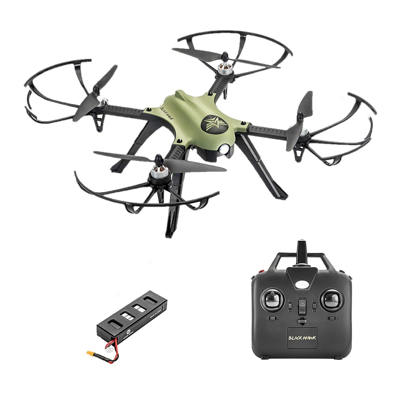 longest flying drone - Altair Aerial Blackhawk